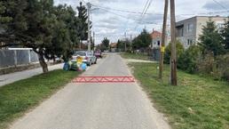 Dodatočný spomalovač- Vážska ulica