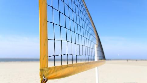 Ihrisko na plážový volejbal