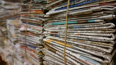 Odpadový papier