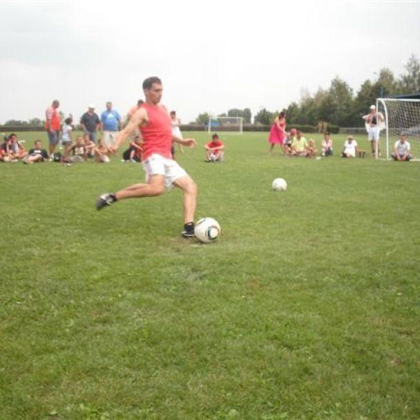 O pohár starostu obce 2012 - minifutbalový turnaj