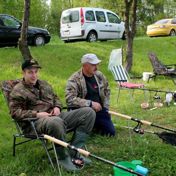 rybárske preteky 2015