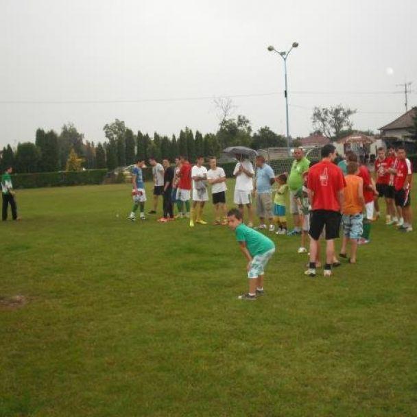 O pohár starostu obce 2014 - minifutbalový turnaj