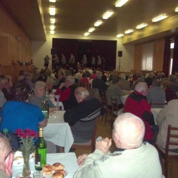 Deň dôchodcov 2012