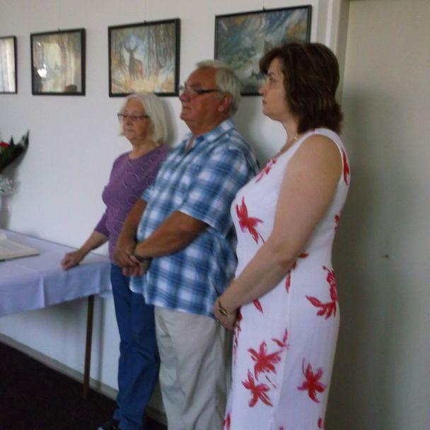 Výstava keramiky MO Csemadok