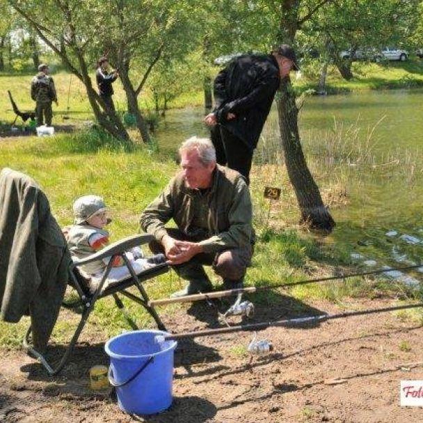 rybárske preteky 2011