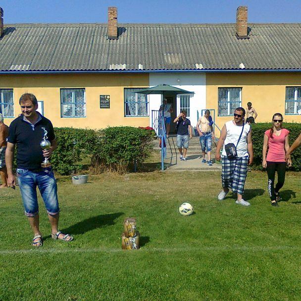 Minifutbalový turnaj o Pohár starostu obce 2015