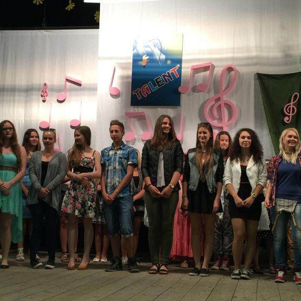 Spevácke talenty 2015