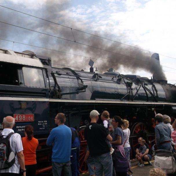 Výlet historickým vlakom ALBATROS