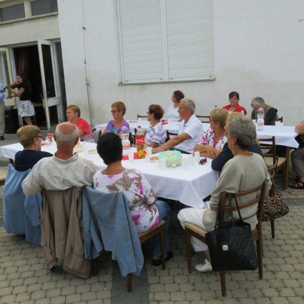 I. letná nostalgická party