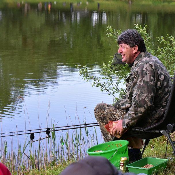 Rybárske preteky 2016