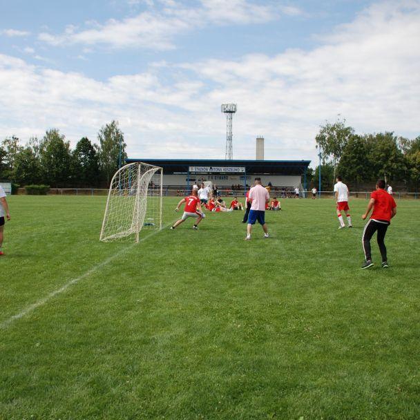 Minifutbalový turnaj o pohár starostu 2016