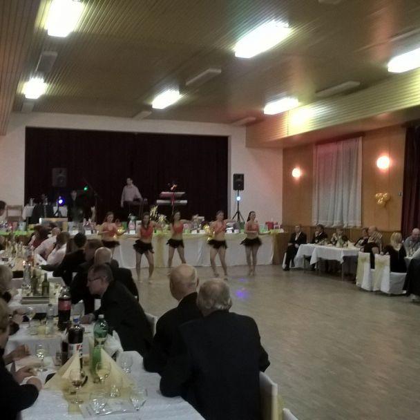 Fašiangová zábava 2016 MO Csemadok