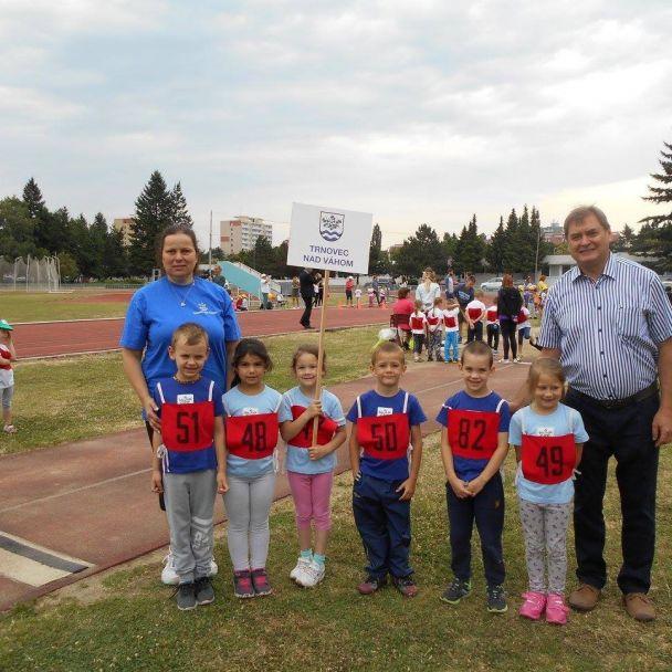 olympiáda materských škôl
