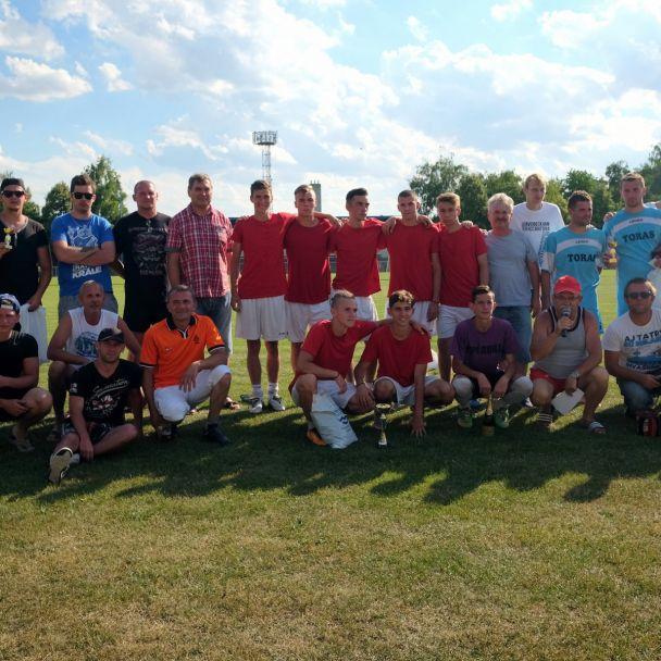 Minifutbalový turnaj o pohár starostu 2017