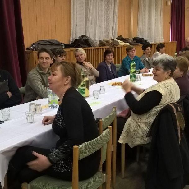 Výročná schôdza Csemadok-u