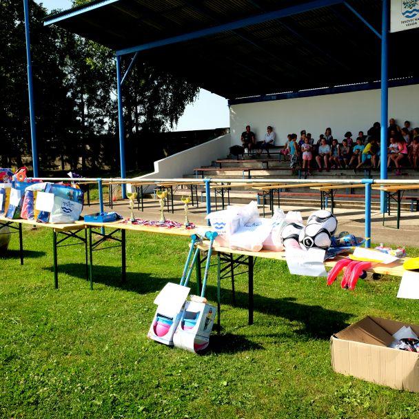 Olympiáda materských škôl v Trnovci nad Váhom