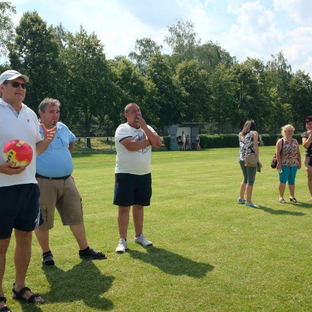 Minifutbalový turnaj o pohár starostu 2018
