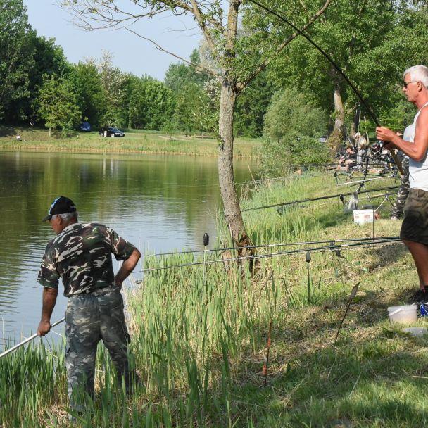 Rybárske preteky 2018