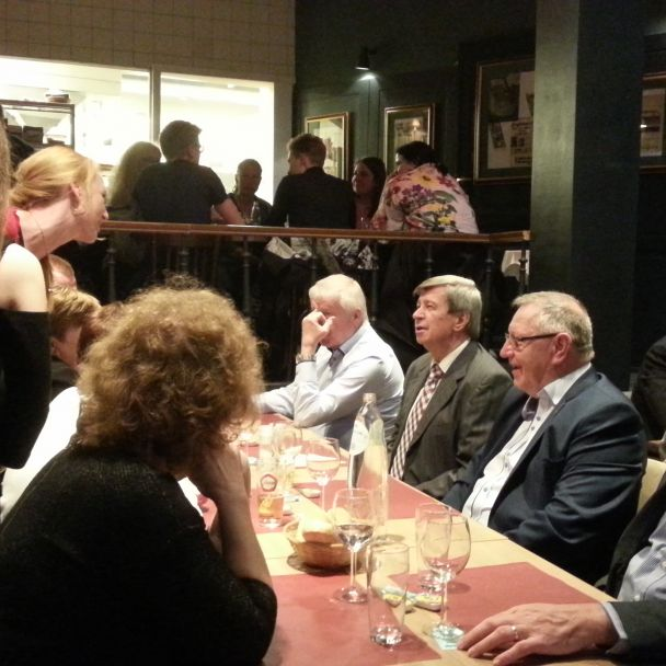 Hornojatovčania v Bruseli