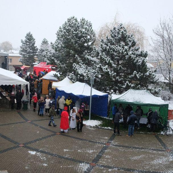 4. vianočné trhy