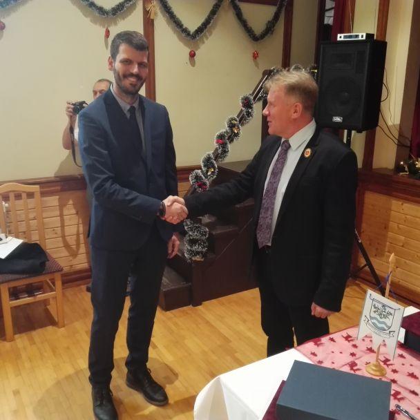 Dohoda o partnerskej spolupráci