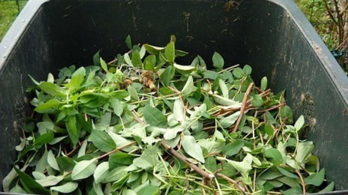 Otváracie hodiny kompostárne - upozornenie