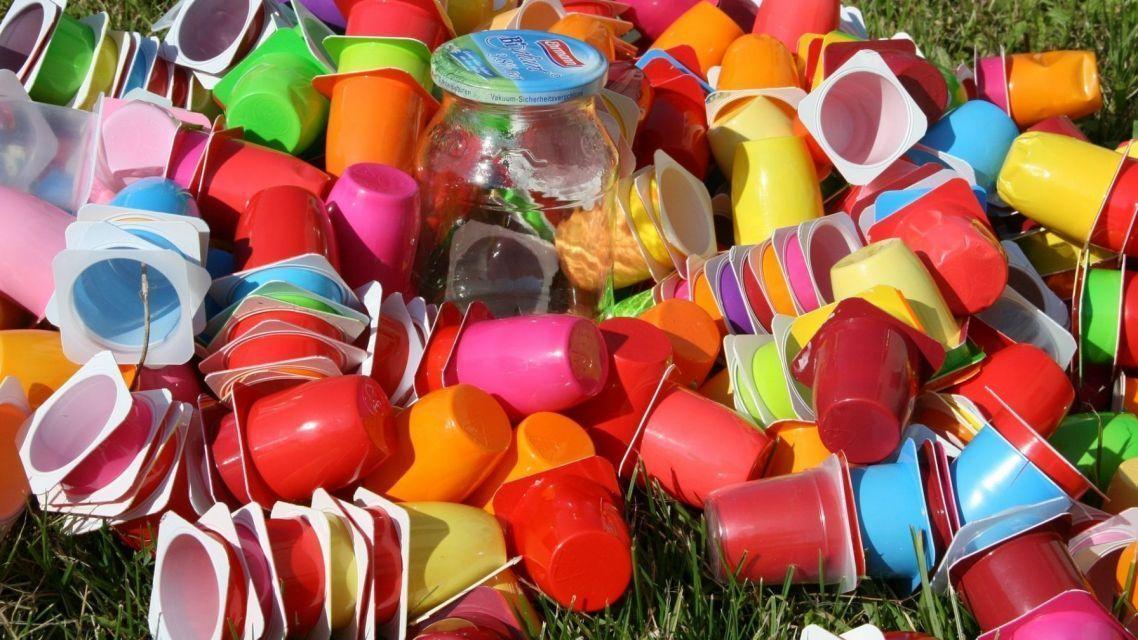 Odpad nekončí na skládke