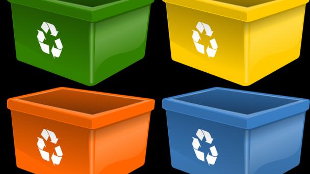 Harmonogram vývozu odpadu na rok 2021
