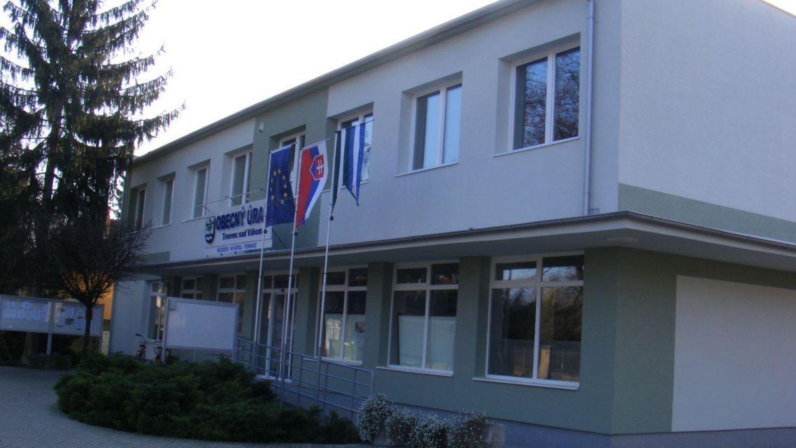 Úradné hodiny  - obecný úrad, obecná knižnica