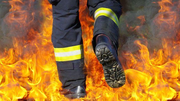 Preventívna protipožiarna hliadka počas víkendu